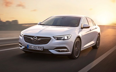Neues Modell Opel Insignia