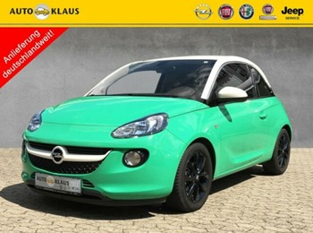 Opel Adam 1.0 Turbo Jam PDC IntelliLink Tempomat DAB