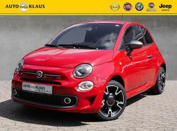 Fiat 500S 1.2 8V S&S CarPlay Tempomat Klima