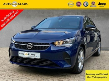 Opel Corsa F 1.2 Edition CarPlay LM-Felgen Metallic