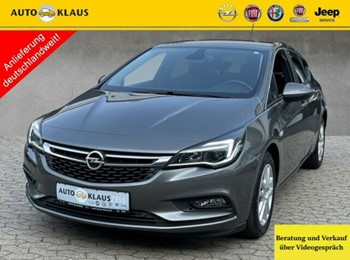 Opel Astra K 1.4 Turbo Edition PDC Tempomat Notrad