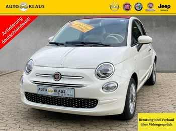 Fiat 500C 1.0 Hybrid Klimaautomatik Apple CarPlay