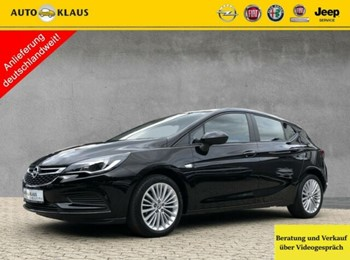 Opel Astra K 1.4 Turbo Tempomat Navi CarPlay PDC LM