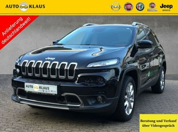 Jeep Cherokee 2.0 MultiJet Limited 4WD Panorama Xenon