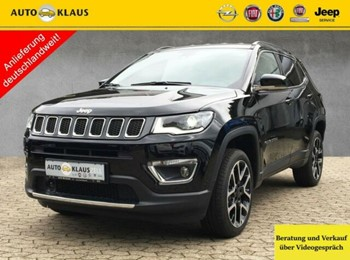 Jeep Compass 1.4 MultiAir Limited 4WD 4x4 - Automatik