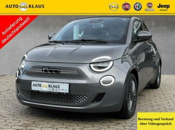 Fiat 500C Elektro Icon Infinity-LED Winter-Paket Navi