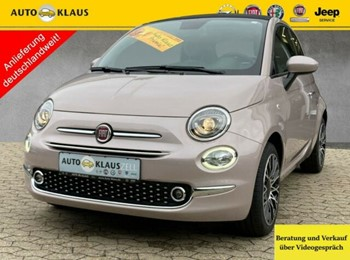 Fiat 500C 1.0 Hybrid GSE N3 STAR Navi PDC CarPlay LM