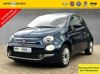 Fiat 500 1.2 Lounge Panoramadach Bluetooth Tempomat