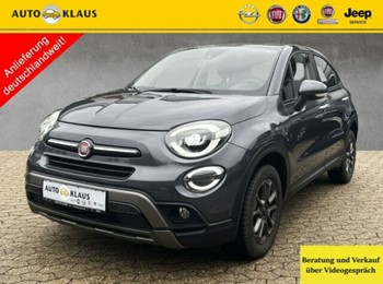 Fiat 500X 1.6 E-torQ City Cross Voll-LED CarPlay DAB