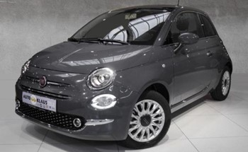 Fiat 500 1.2 8V Lounge Panoramadach Tempomat