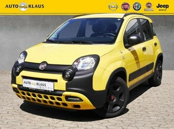 Fiat New Panda 1.2 City Cross Einparkhilfe