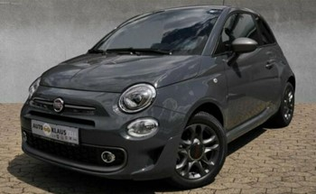 Fiat 500S 1.2 Sportpaket Andorid Auto Apple CarPlay B