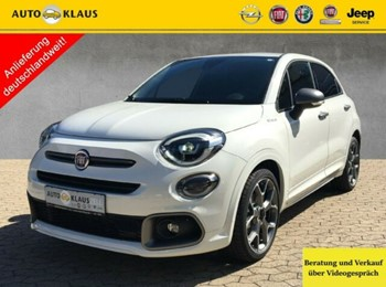 Fiat 500X Sport 1.0 Bad S Paket X-Tech Paket LED Navi