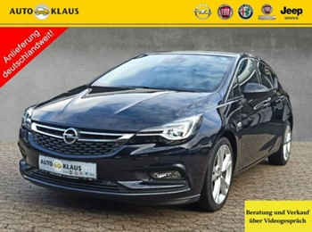 Opel Astra K 1.4 Turbo Ultimate Voll-LED Navi CarPlay