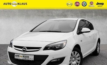 Opel Astra J 1.6 Selection