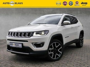 Jeep Compass 1.4 MultiAir Limited 4WD Automatik