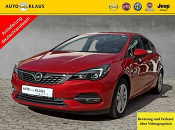 Opel Astra K 1.2 Turbo GS Line CarPlay Voll-LED LM