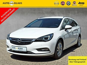 Opel Astra K ST 1.6 CDTI Innovation Navi LED DAB AHK