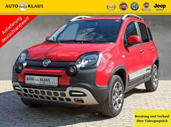 Fiat Panda Cross 4x4 0.9 TwinAir Winter-Paket Klima