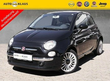 Fiat 500 0.9 TwinAir Lounge Panoramadach Bluetooth LM