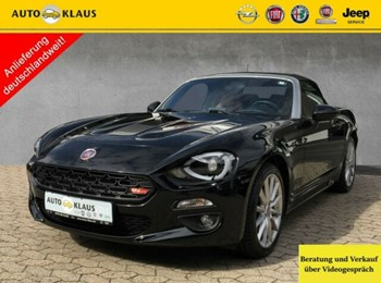 Fiat 124 Spider 1.4 MultiAir Turbo Lusso Navi VollLED