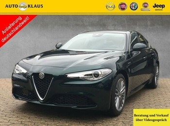 Alfa Romeo Giulia MY20 SUPER 2.0 Turbo Navi Winter-Paket