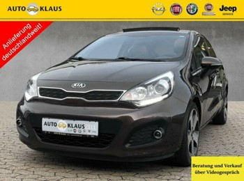 Kia Rio 1.2 FIFA World Cup Edition Klima Leder