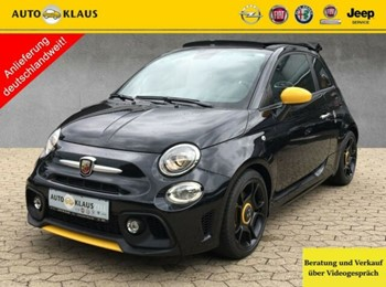 Abarth 595C 1.4 Pista CarPlay Einparkhilfe Klima Klima