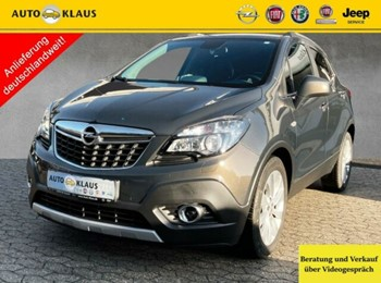 Opel Mokka 1.4 Turbo Innovation BI-Xenon Tempomat AHK