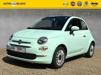Fiat 500 1.2 8V Lounge Panoramadach Uconnect Chrom