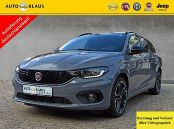 Fiat Tipo Station Wagon MORE 1.4 T-Jet S-DESIGN Xenon