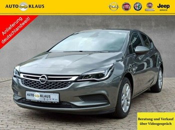 Opel Astra K 1.4 Turbo Edition CarPlay Tempomat PDC