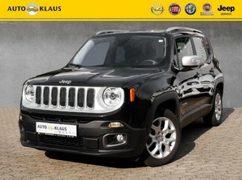 Jeep Renegade Limited 1,4 MultiAir FWD Xenon