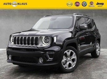 Jeep Renegade 1.0 T-GDI Limited FWD (Euro 6d-Temp)