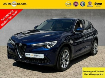Alfa Romeo Stelvio 2.0 Turbo Super 8AT Q4 8.8NAV Lusso DAB