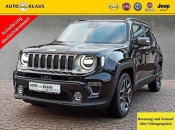 Jeep Renegade MY21 1.0 T-GDI Limited LED Kenwood Navi