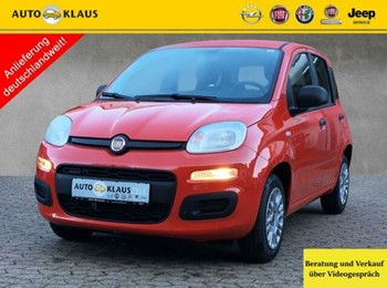 Fiat New Panda 1.2 Easy Klimaanlage MP3 Radio Klima