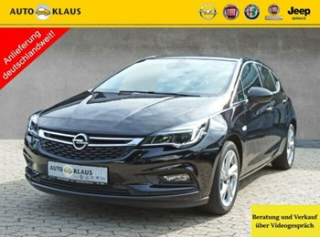 Opel Astra K 1.4 Turbo Innovation Navi AGR-Sitze DAB