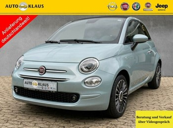 Fiat 500C 1.0 Hybrid GSE N3 LAUNCH EDITION Navi PDC