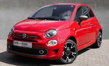 Fiat 500S 1.2 Apple Car Play PDC E6D-Temp