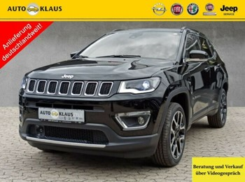 Jeep Compass 1.4 MultiAir Limited 4WD Schiebedach DAB